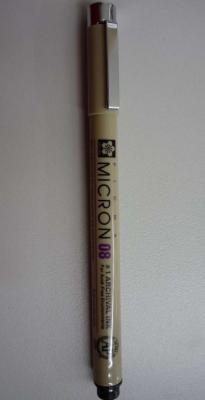 Pigma Micron Pen 03