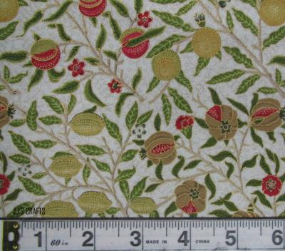 William Morris - fruit or pomegranate