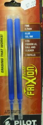 Frixon Pen refills - blue