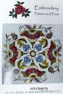 Embroidery Pattern & Print 24 - out of stock