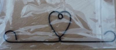 """Quilt Hanger - Heart - 6"""""""