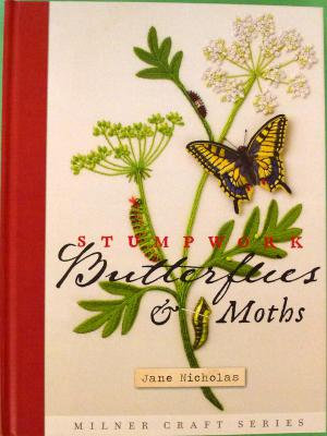 Stumpwork Butterflies & Moths -out of stock