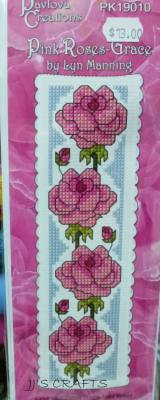 Pink Roses - Grace