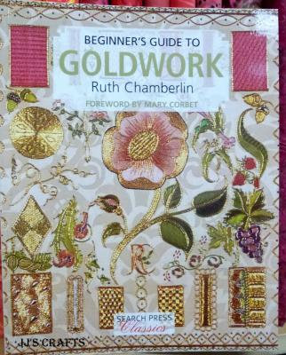 Beginners Guide to Goldwork-out of stock