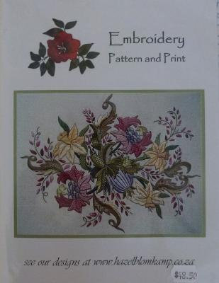 Embroidery Pattern & Print 12 out of stock