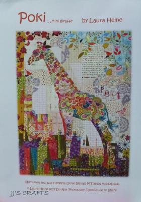 Poki - mini Giraffe