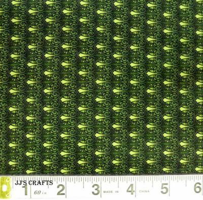 Deco Elegance - Green