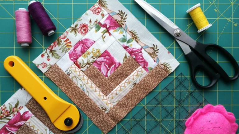 DAY TIME SEW ALONG with Tutor