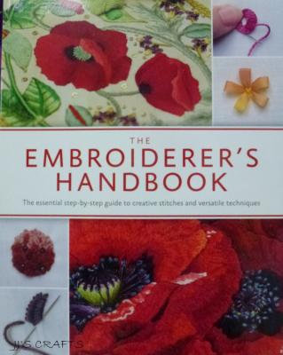 The Embroiderer's Handbook - out of stock