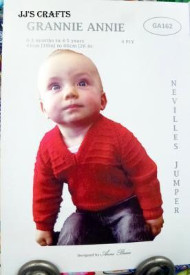 Neville's Jumper