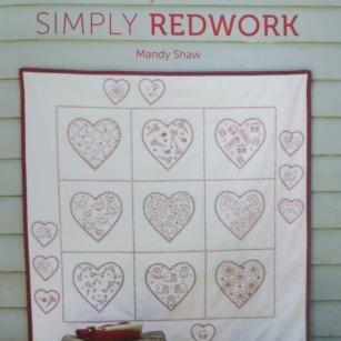 Simply Redwork
