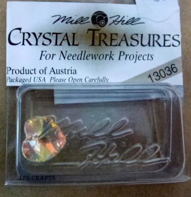 Crystal Treasure - Heart