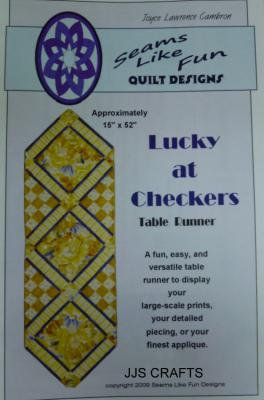 Lucky At Checkers