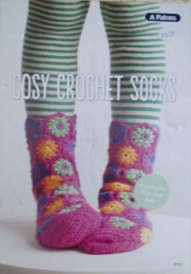 Cosy Crochet Socks