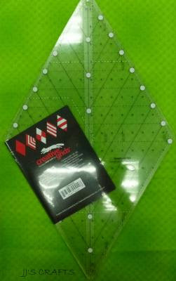 Creative Grids 60 degree Ruler - out of stock