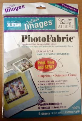 Photo Fabric - Cotton