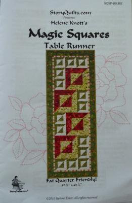Magic Squares - Table Runner