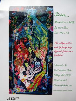 Sirene - Mermaid in a Bottle