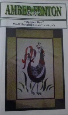 Dapper Dan-wall hanging
