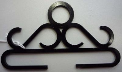 """Metal Bell Pull Hanger 4 1/2"""""""