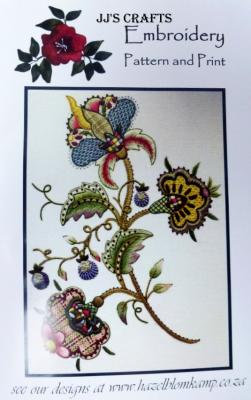 Embroidery Pattern & Print 18 - out of stock