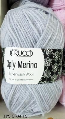 Crucci Merino Baby Superwash