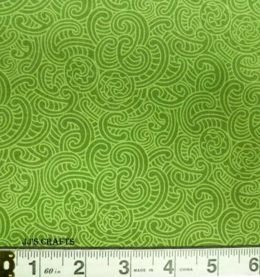 Ponga Koru - Green
