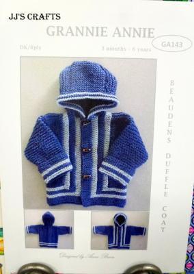 Beauden's Duffle Coat