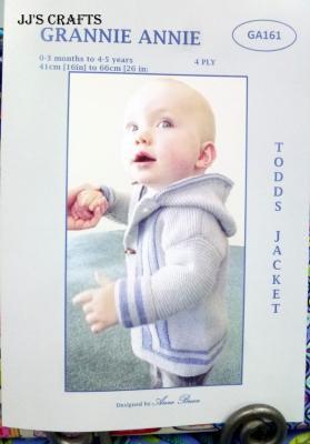 Todd's Jacket