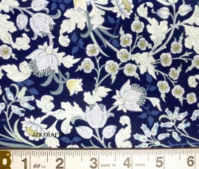 William Morris - Floral Royal