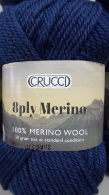 Crucci 100%Merino