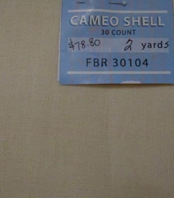 Cameo Shell 30Ct