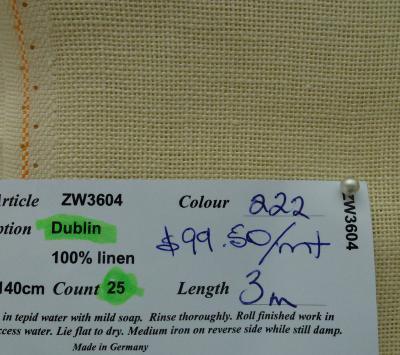 Dublin - 25ct, Double Cr�me
