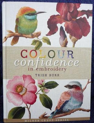 Colour Confidence in Embroidery-out of stock