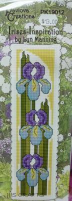 Irises- Inspiration