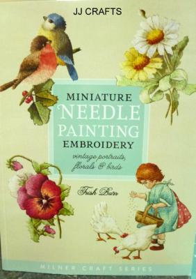 Minature Needle Painting Embroidery-out of stock