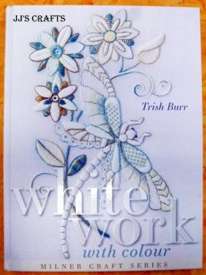 Whitework With Colour - out of stock