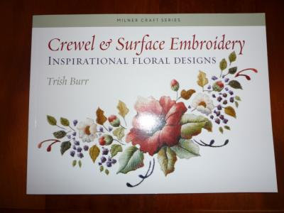 Crewel and Surface Embroidery-out of stock