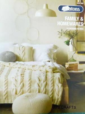 Family & Homewares Book