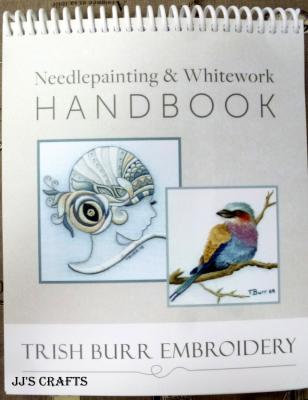 Needle painting & Whitework Handbook out of stock