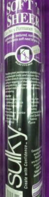 SOFT N' SHEER-cutaway permanent stabilizer - out of stock