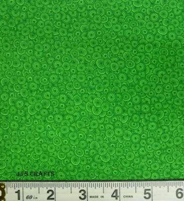 Millefiori - Green
