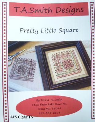 Pretty Little Square 1