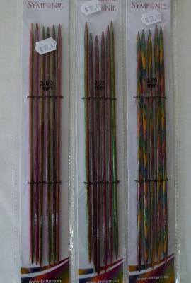 Symfonie Rose 6pack  DPN Needles