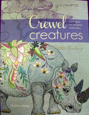 Crewel Creatures - out of stock