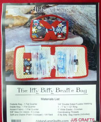 The Itty Bitty Beatle Bag