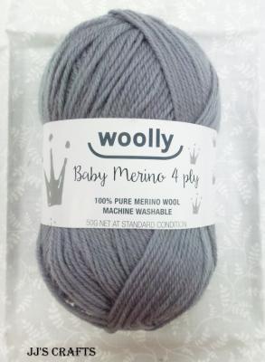 WOOLLY- Baby Merino