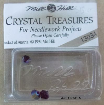 Crystal treasures- Rondele