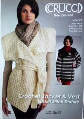 Crochet Jacket & Vest