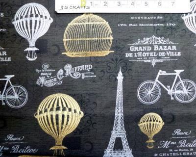 Tres Graphique - Balloons & Birdcage